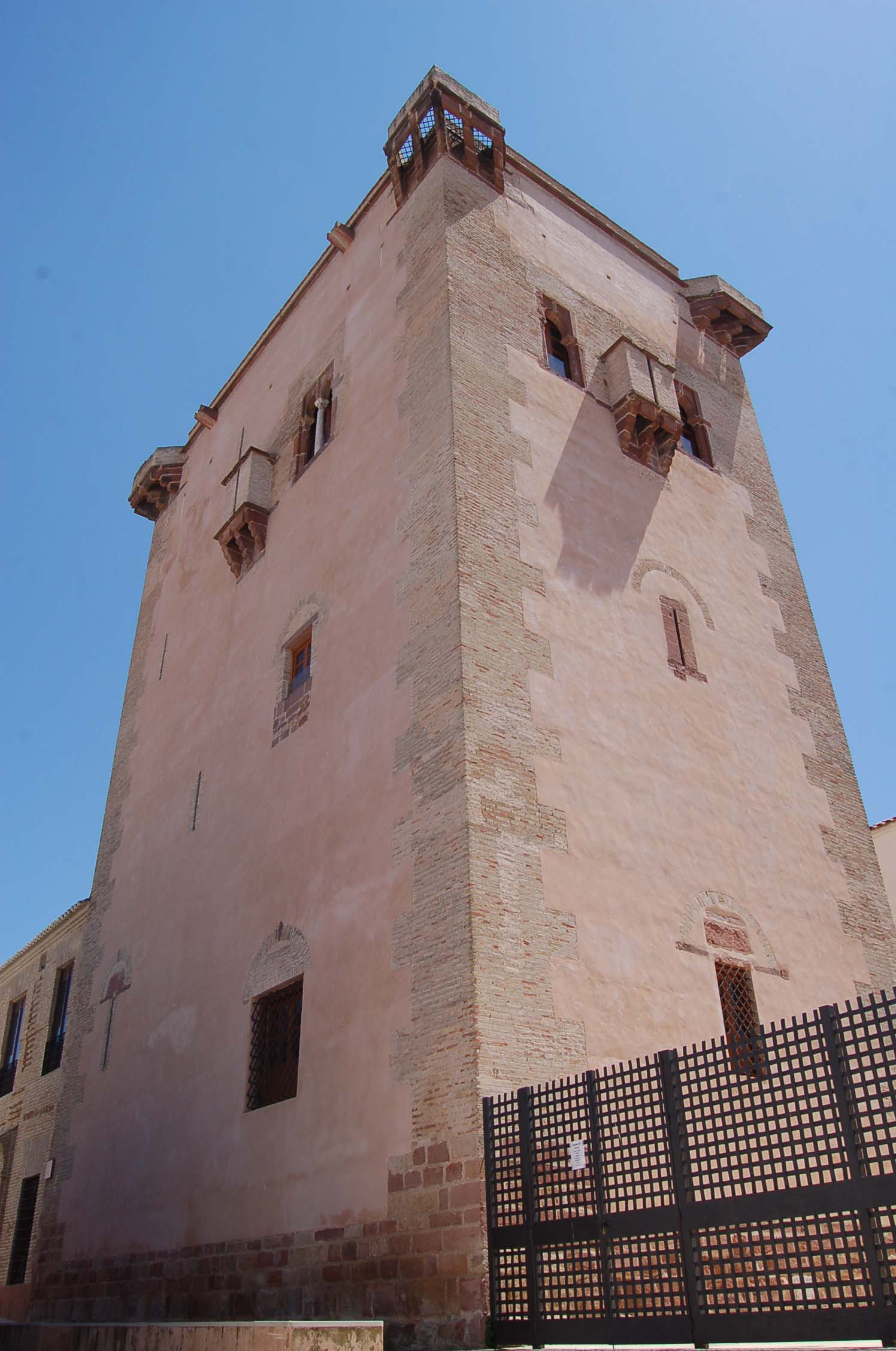 Torre de Garci Méndez 1