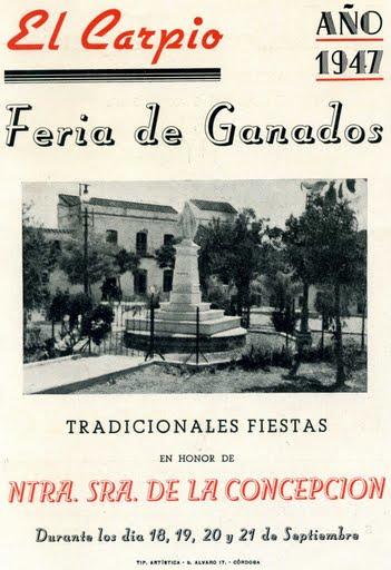 El Carpio 1947