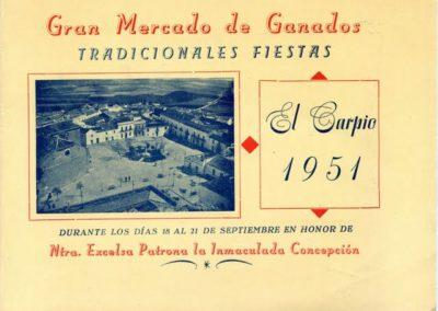 El Carpio 1951