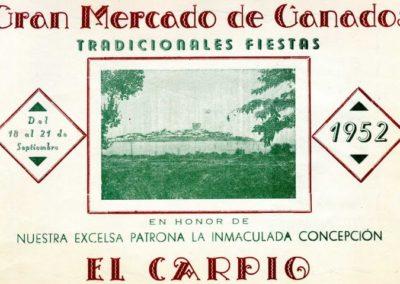 El Carpio 1952