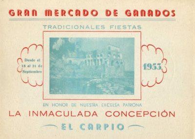 El Carpio 1953