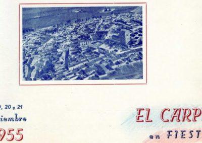 El Carpio 1955