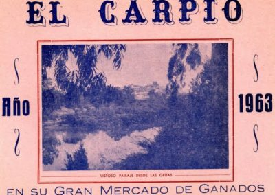 El Carpio 1963