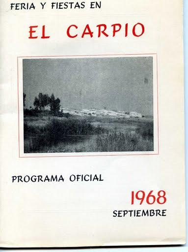 El Carpio 1968