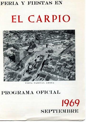 El Carpio 1969