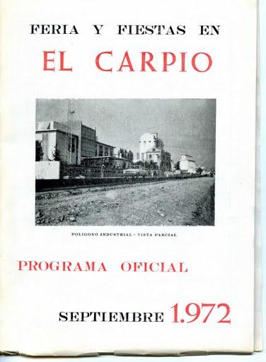 El Carpio 1972