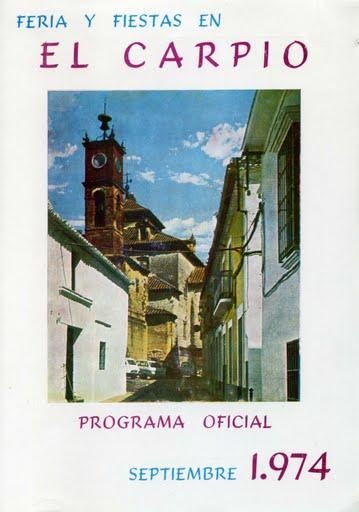 El Carpio 1974