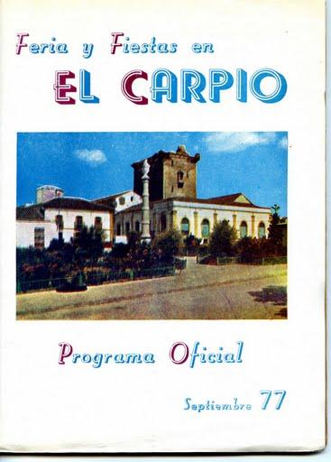 El Carpio 1977