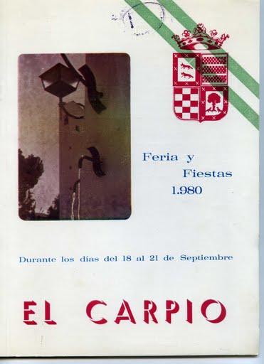 El Carpio 1980