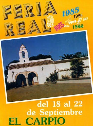 El Carpio 1985