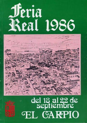 El Carpio 1986