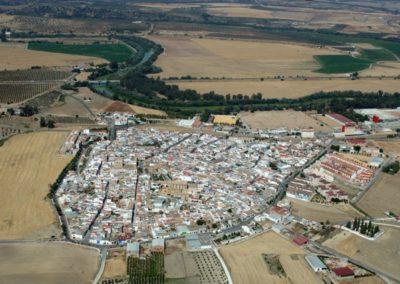 Foto aérea de El Carpio