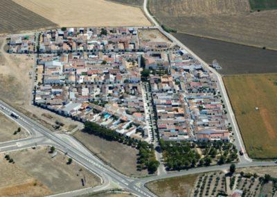 Foto aérea de Maruanas