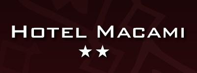 Logo del hotel Macami