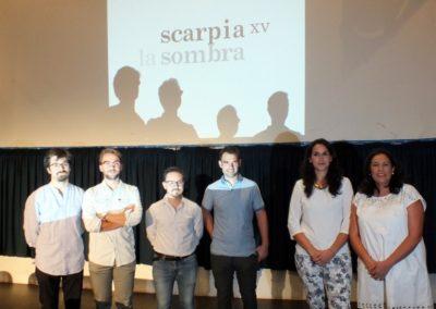 Inauguración SCARPIA XV 2