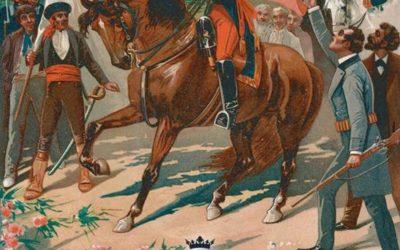 Con motivo del 150 aniversario de la Batalla de Alcolea