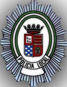 Escudo de la policía local de El Carpio