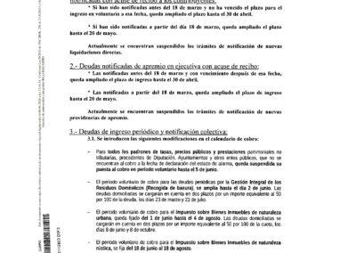 NOTA INFORMATIVA ACTUALIZADA HACIENDA LOCAL 1