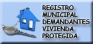 Enlace al registro de demandantes de vivienda protegida