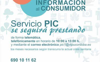 PIC EL CARPIO – Servicio telemático