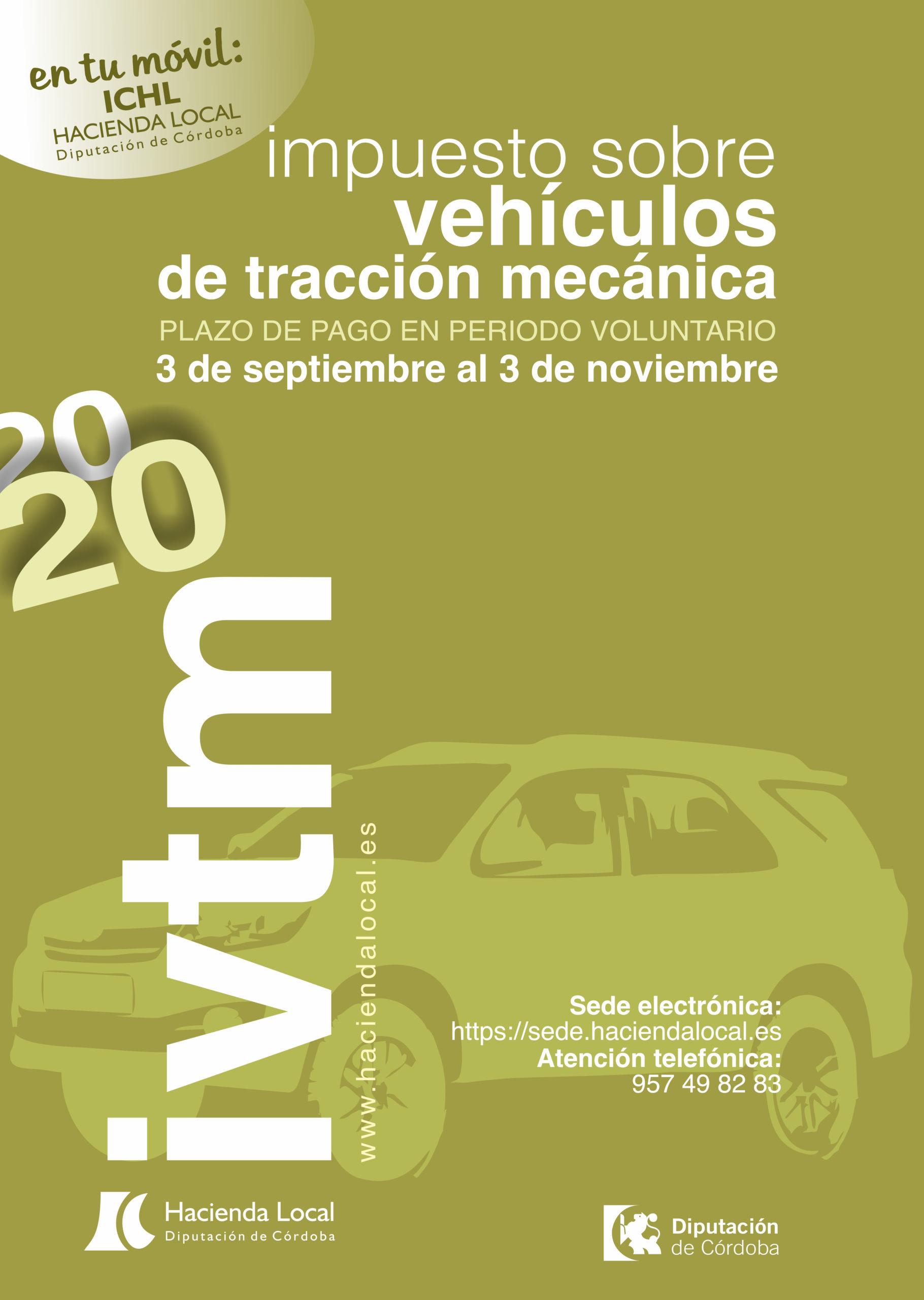 I.C.H.L. - Impuesto Sobre Vehículos de Tracción Mecánica