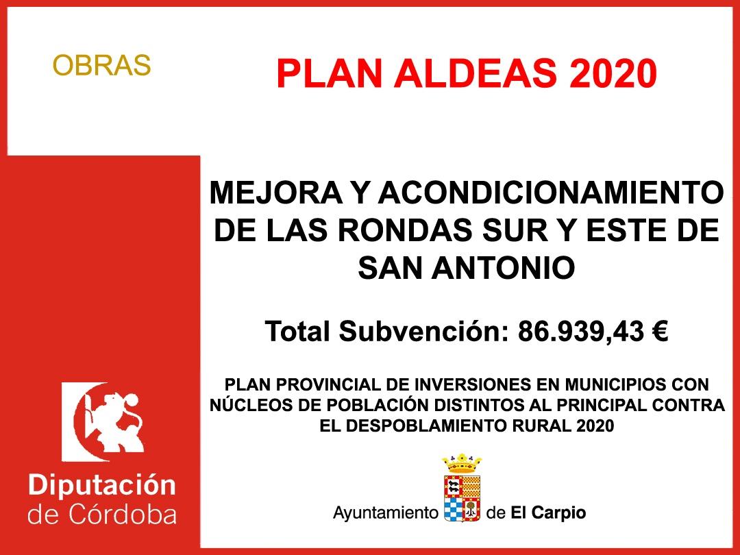PLAN ALDEAS 2020