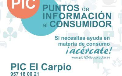 Servicio P.I.C. – Punto de Información al Consumidor